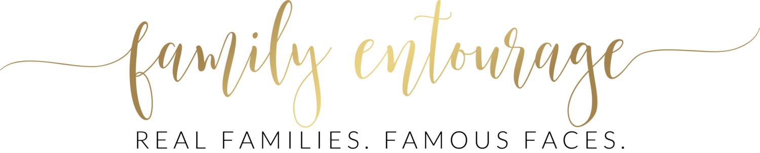 Baby Shower giveaway - Family Entourage